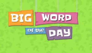 Word Gap - BW of the Day